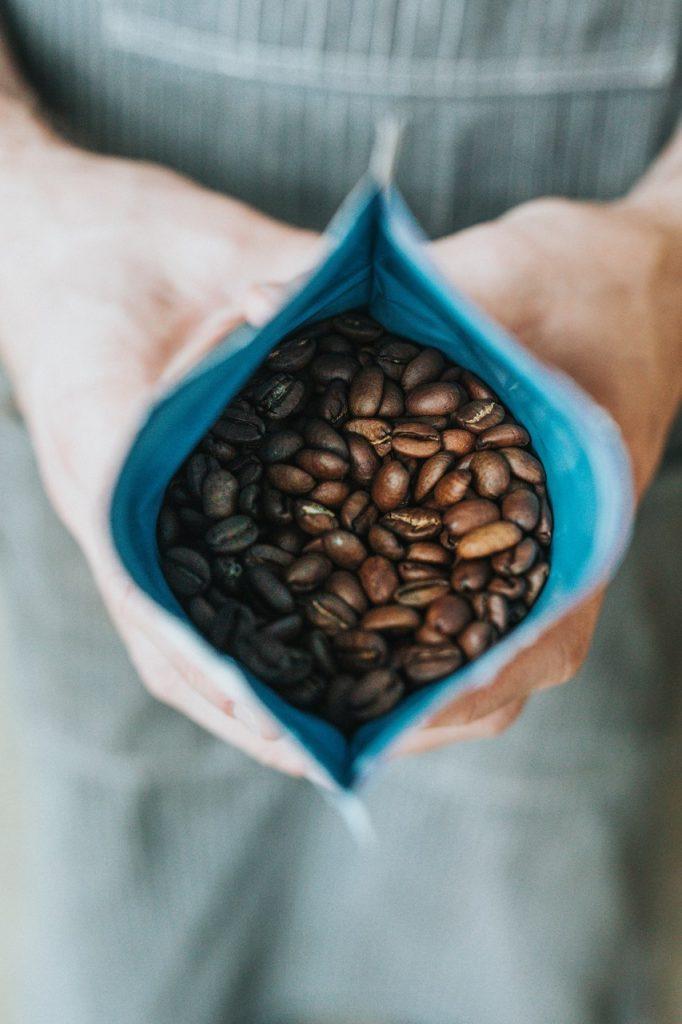 grão de café especial
