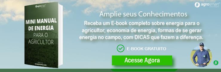 Ebook completo sobre energia para o agricultor, economia de energia, formas de se gerar energia no campo (previsão do tempo)