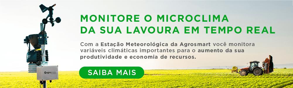 Conheça a Estação Meteorológica Agrosmart