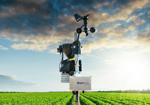 Estação Meteorológica da Agrosmart é a melhor solução para monitorar excesso e déficit hídrico